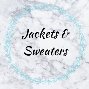 Other - ✨JACKETS & SWEATERS✨